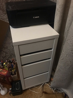 Used Canon MG3540 + Micke ikea drawers in Dubai, UAE