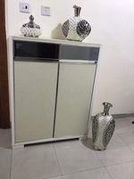 Used Shoe rack shoe cabinet and accessories  in Dubai, UAE
