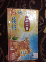 Used Lipton iced tea in Dubai, UAE