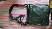Used Mans business leather massager bag in Dubai, UAE