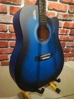 Used Brand new Guitar, Blue color in Dubai, UAE