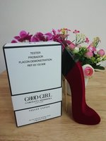 Used Carolina Herrera good girl velvet Fatale in Dubai, UAE