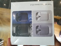 Used .Bluetooth i12 black colour in Dubai, UAE