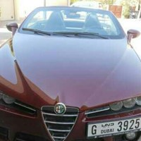 Used Alfa Romeo spider in Dubai, UAE