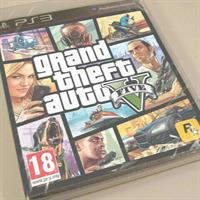 Gta V Ps3 Complete With Map Condition Like New