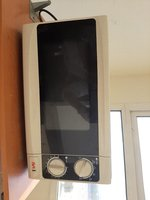 Used First 1 micro oven-used in Dubai, UAE