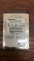 Used Toshiba 500GB HDD for Laptop in Dubai, UAE