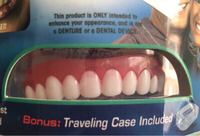 Used PERFECT SMILE Veneers Teeth   Cover in Dubai, UAE