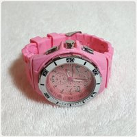 Used PINK TECHNO MARINE WATCH FOR LADY in Dubai, UAE