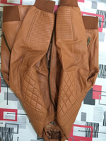 Used Real Leather Jacket,Camel Color. in Dubai, UAE