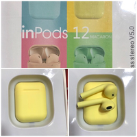 Used YELLOW airpods inpods12 in Dubai, UAE