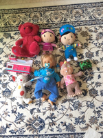 Used Dollies and toys ( in Dubai, UAE