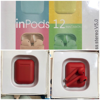 Used New inpods12 RED airpods in Dubai, UAE