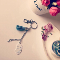 Used 1 Keychain and 2 Charms with freebies in Dubai, UAE