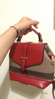 Used BRAND NEW RED BAG  in Dubai, UAE