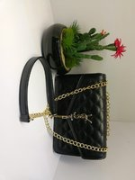 Used YSL black sling bag in Dubai, UAE