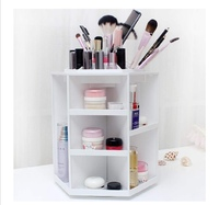 Used 360 Rotating cosmetic storage Box in Dubai, UAE