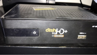 Used Digital Dish TV receiver  in Dubai, UAE