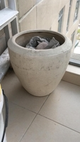 Used Two garden plant pots in Dubai, UAE