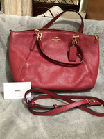 Used Authentic Coach Bag Kelsey in Medium Siz in Dubai, UAE
