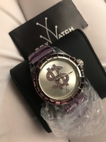 Used Original New Ladies Toy watch with box in Dubai, UAE
