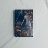 Used City of Heavenly Fire by Cassandra Clare in Dubai, UAE