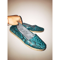 Used Real python espadrilles, 35-36 in Dubai, UAE