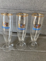 Used 3 New beer glasses  in Dubai, UAE