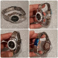 Brandnew silver white watch