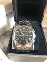 Used Emporio Armani new men's watch AR1786 in Dubai, UAE