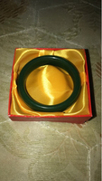 Used Jade Green Bangle  in Dubai, UAE
