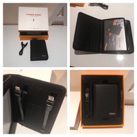 Used Charger wallet 4000mAh portable PB in Dubai, UAE