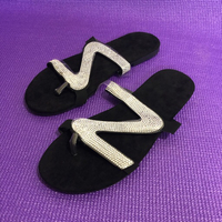 Used Beaded Slipper/38 in Dubai, UAE