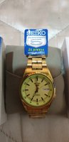 Used Seiko 5 watch 21 jewels in Dubai, UAE