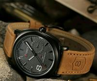 Curren Watch - Black n brown