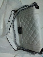 Used White Chanel Sling Bag - 1st Copy in Dubai, UAE