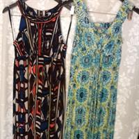 2 Nice Summer Dresses In Very Good Conditions PreLoved