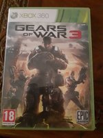 Used Gears of war 3 xbox 360 in Dubai, UAE