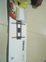 Used Tv wall mount for 32 to 55 inch in Dubai, UAE