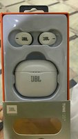 Used Tune 10 jbl earbuds full bass in Dubai, UAE