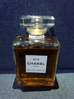 Chanel n5 used few times