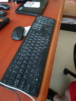 Used Wifi Keyboard German Lenovo in Dubai, UAE