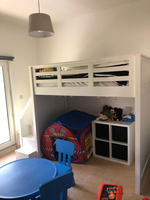 Used Crate and barrel toddler bed  in Dubai, UAE
