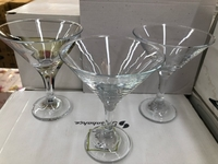 6 pcs glass set made in turkey./ new