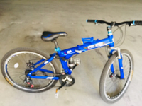 Used Folding bike Land Rover  in Dubai, UAE