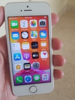 Used iPhone SE 128 GB with face time  in Dubai, UAE