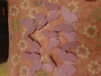 Used Butterfly wall decoration  in Dubai, UAE