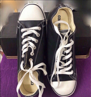 Used Black Converse Shoes ( Authentic ) in Dubai, UAE
