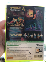 Used Xbox 360 Minecraft Story Mode CD in Dubai, UAE