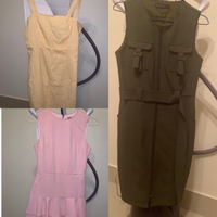 Used Bundle 3 dresses size s in Dubai, UAE